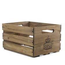 houten kratten