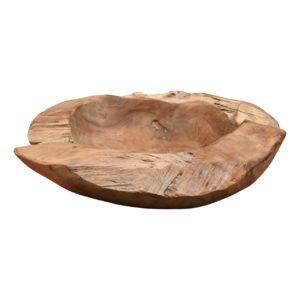 houten schalen